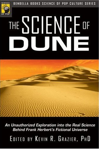 Science of Dune cover