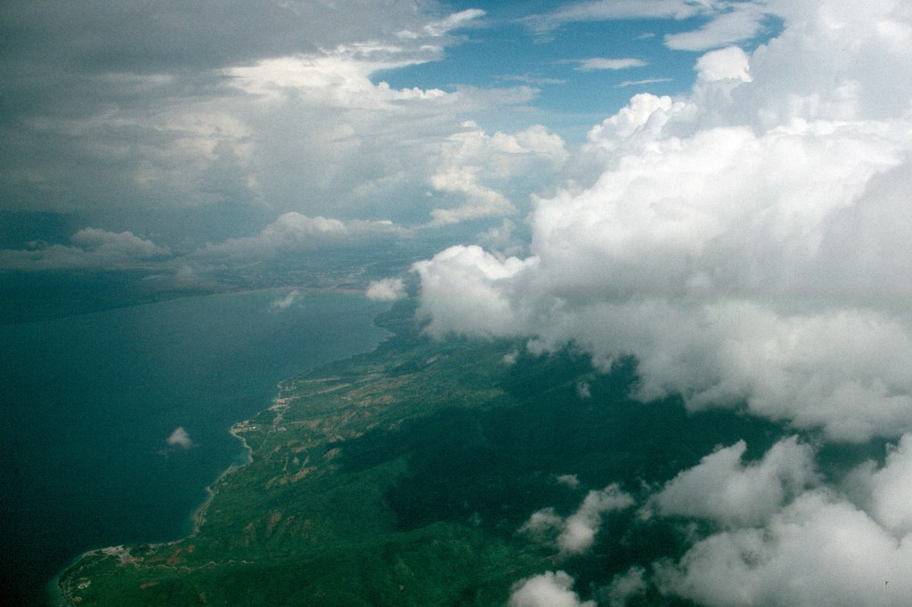 Hills, Water, and Waves -- a final glimpse of Sulawesi