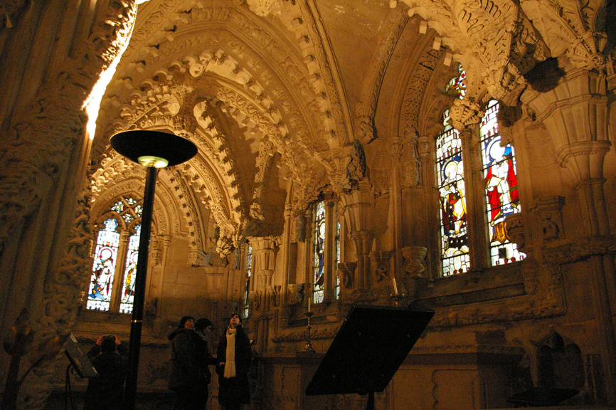 Rosslyn Chapel left me speechless