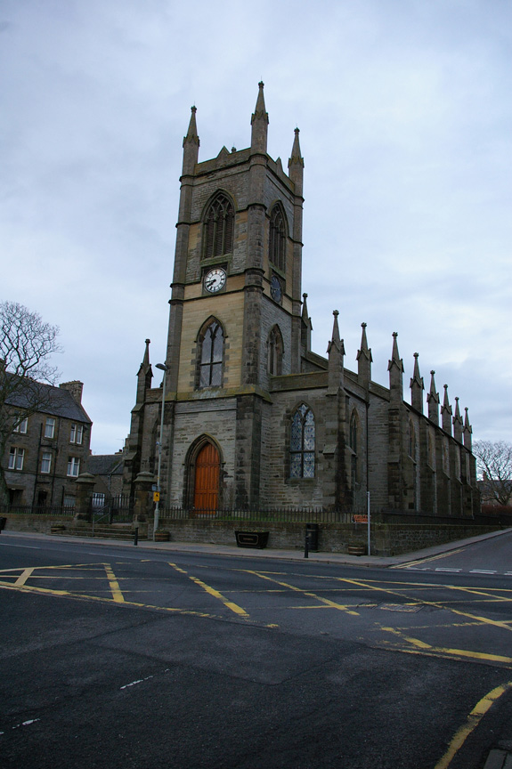 St. Peter's and St. Andrew's Church in Thurso