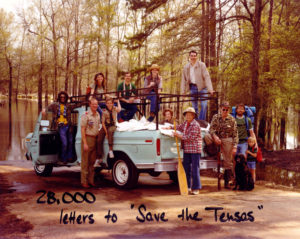 Save the Tensas!