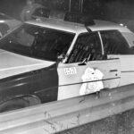 Glen Tompkins' patrol car