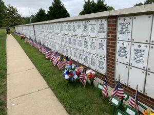 Virginia Veterans Cemetery at Amelia